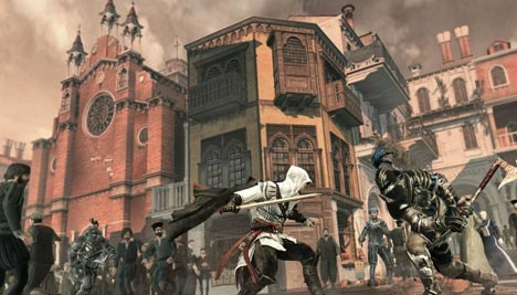 Assassin's Creed 2: Architecture