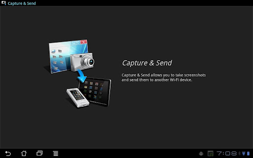 Capture and Send