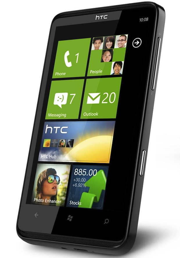 HTC Touch HD7