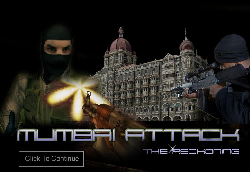 Indiagames Mission Fateh 26/11 video game
