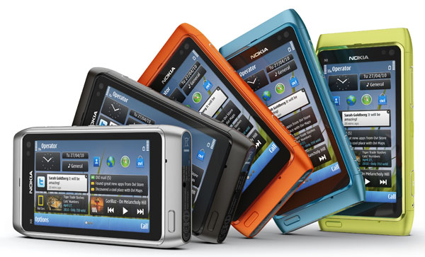 Nokia announces Nokia N8 release date - 30th September worldwide Nokia-N8-All-Colors