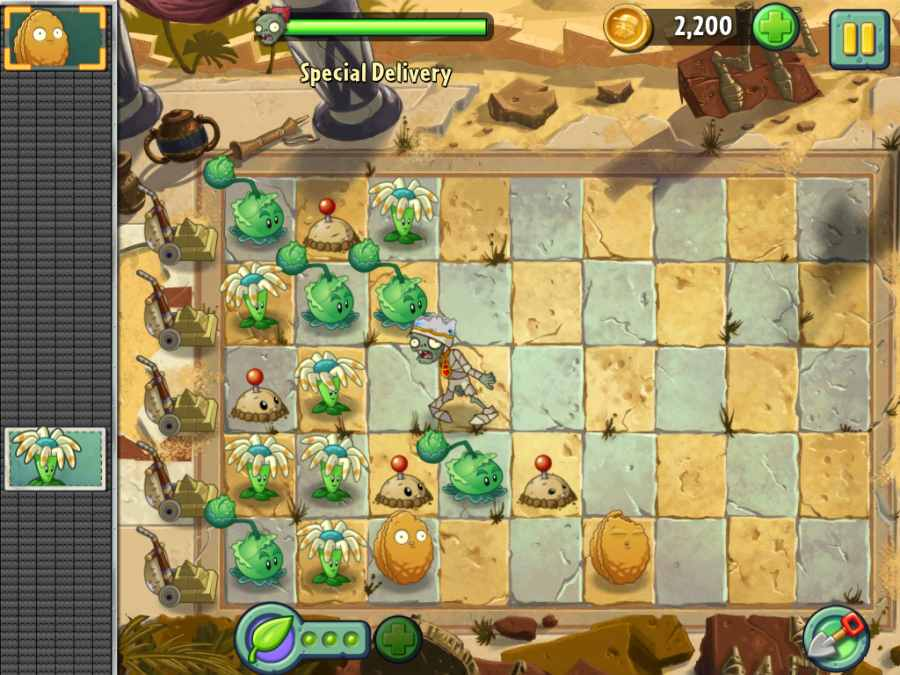 Popcap plants vs zombies plants vs zombies 2 3a its about time