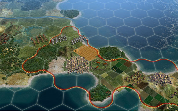 Civ 5 screenshot