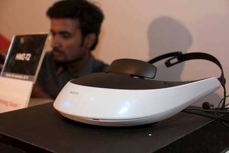 Sony has officially launched its Personal  SONY Personal 3D Viewer