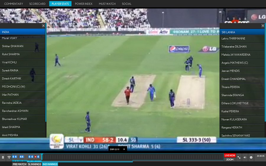 Starsports Com Live Cricket Streaming And Score 1timesjobs
