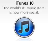 Apple introduces new iPod touch, shuffle and nano; lets loose iTunes 10 Itunes10-inart