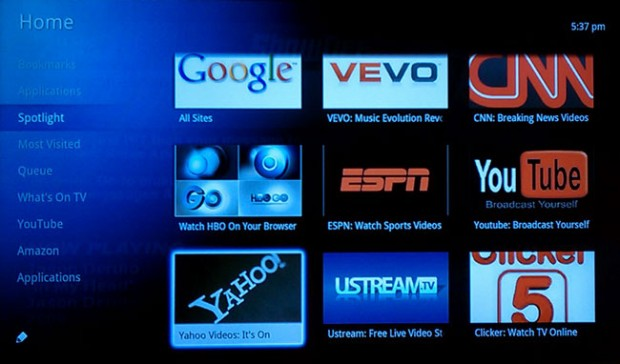 Google TV to bring web-tube to the US soon; reaches global shores early 2011 Logitech-revue-13-620x364