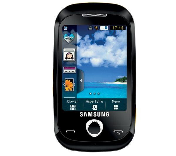 Samsung Corby Pop C3510 for Rs. 7,000 - cheapest touchscreen phone?