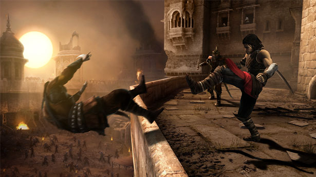 Prince of Persia: Forgotten Sands screenshot