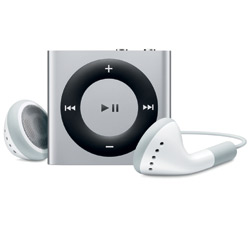 Apple introduces new iPod touch, shuffle and nano; lets loose iTunes 10 Shuffle