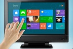 Touch-screen desktops: A hazard to your health
