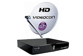Videocon d2h HD-DVR Review