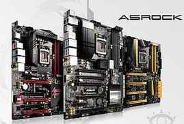 ASRock's Z87 motherboard line-up unveiled
