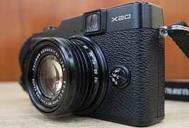 Fujifilm FinePix X20 Review