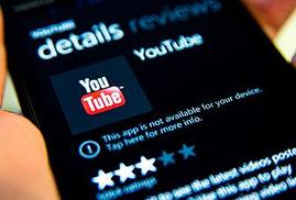 Google issues cease and desist order to Microsoft over YouTube app