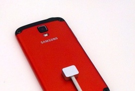 Samsung Galaxy S4 Active images leaked; S4 Mega confirmed via WatchOn