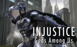 Injustice - Gods Among Us Demo Preview