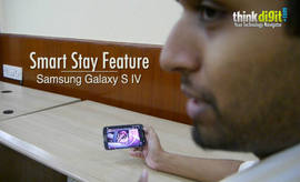 Samsung Galaxy S4 - Smart Stay Feature
