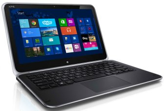 Dell XPS 12 Convertible Ultrabook Review
