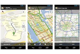 Google Maps for Android Review