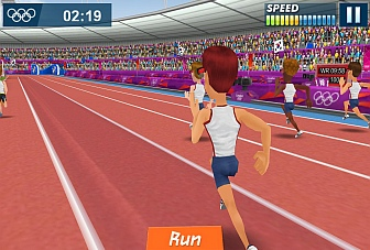 London 2012: Official Mobile Game Review (Android and iOS)
