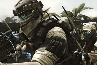 Ghost Recon Future Soldier (Xbox 360) Review