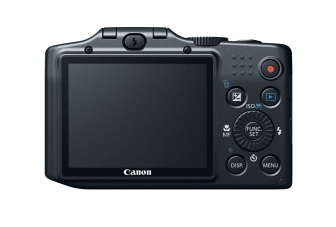 Canon PowerShot SX160 IS Review
