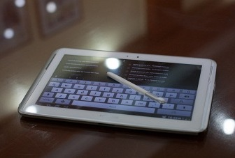 Samsung Galaxy Note 800 Review