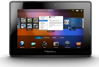 BlackBerry PlayBook - All work, no play? [Review]
