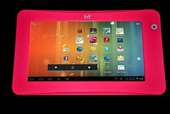Ira Thing 2: WishTel's new ICS-based tablet launches for Rs. 6,500