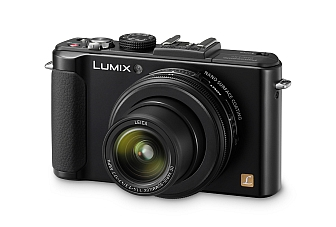 Panasonic announces Lumix DMC-LX7 with Leica optics