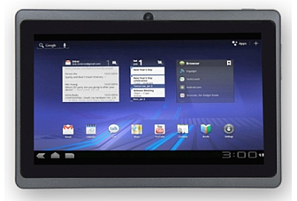 Zen Mobile unveils Android 4.0.3 ICS-based Ultra Tab A100 at Rs. 6,199