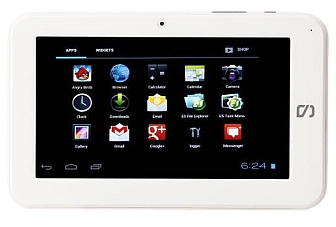 Android 4.0 ICS-based Funtab Fit tablet launches at Rs. 5,999