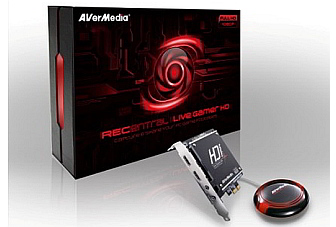 AVerMedia announces the hardware compression capture card for PC gamers