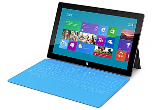 Microsoft Surface tablet lands on October 26