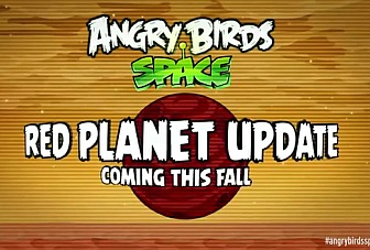 Angry Birds to land on Mars this fall: Rovio