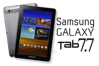 Samsung Galaxy Tab 7.7 Ice Cream Sandwich update starts rolling out