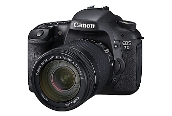 Canon releases firmware 2.0 update for the EOS 7D