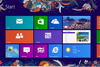 Hands on with Windows 8 RTM