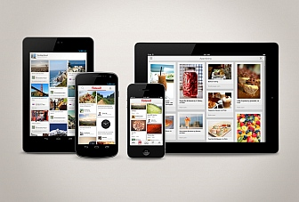 Pinterest releases app for iPad and Android