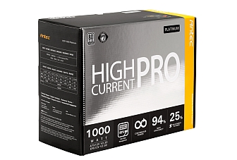 Antec launches High Current Pro 1000 Platinum PSU in India