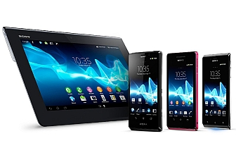 IFA 2012: Sony announces Xperia T, V, J and the Xperia Tablet S