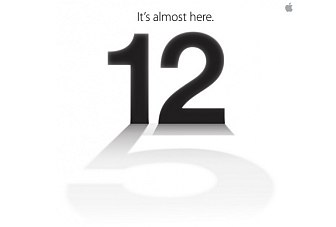 Apple hints at iPhone 5 launch at September 12 event