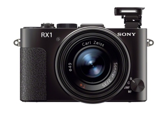 Sony announces full-frame point-and-shoot RX1 at $2800