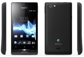 Sony Xperia Miro officially launched in India, at Rs. 15,249