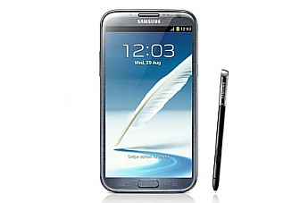 Samsung Galaxy Note II pre-orders begin in India