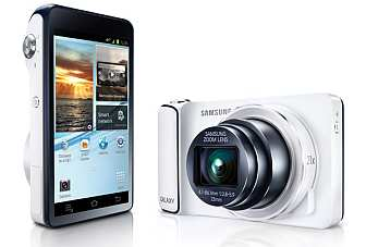 Shooting with the Samsung Galaxy Camera