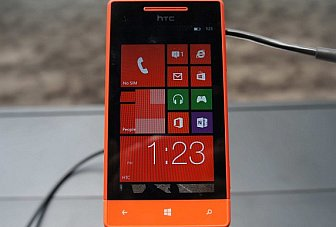 First Impressions: HTC Windows Phone 8S