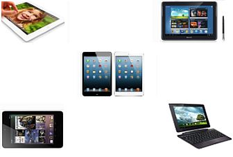 2012 Revisited: Top five tablets launched in India this year