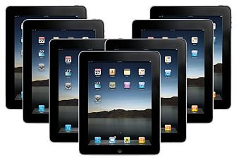 Ad network firm Chitika says iPad still dominates tablet market
